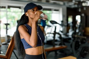 how to maintain a caloric surplus to gain weight