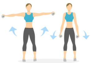 best exercises to gain weight for women